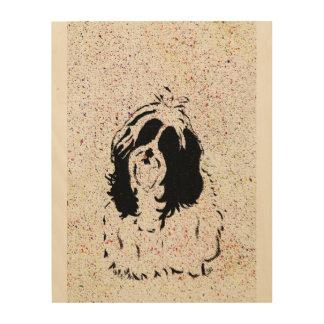 Paddy Wood Print