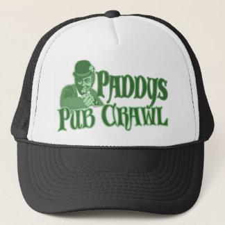 Paddys Pub Crawl hats
