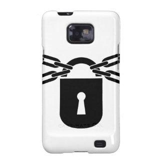 Padlock Acessories Galaxy S2 Cases