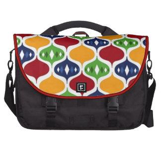 padrão com bolas bags for laptop