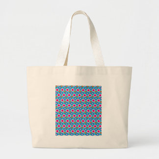 padrão com bolinhas tote bags