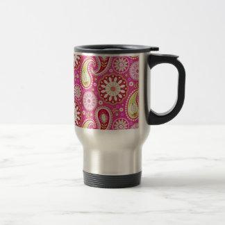 padrão com cornecopias mugs