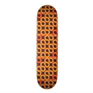 padrão de ondas skates