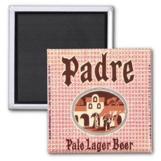 Padre Pale Lager Beer Magnet