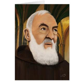 Padre Pio Card