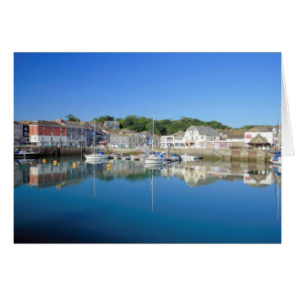 Padstow in Cornwall Card