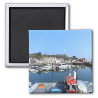 Padstow in Cornwall Magnet
