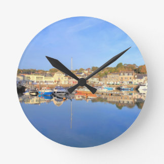 Padstow Wall Clock