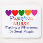 Paediatrics Nurse Gifts Mousemats