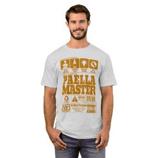 Paella Master T-Shirt