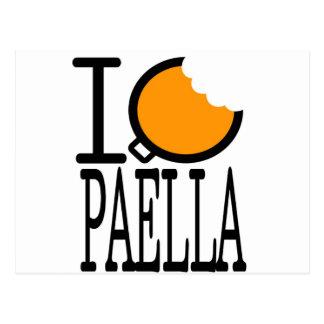 paella passion postcard