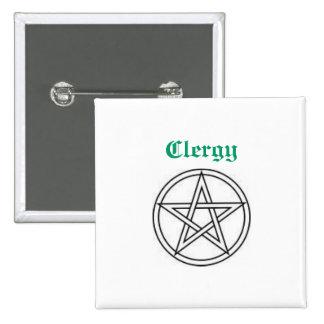 Pagan Clergy Pin