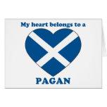 Pagan Greeting Card