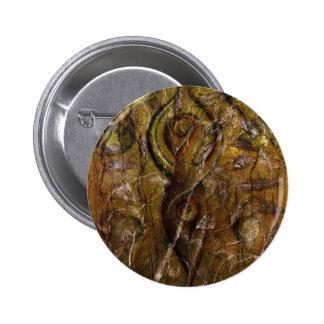 Pagan Harvest Button