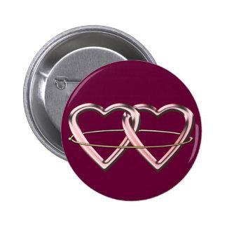 Pagan Marriage Symbol Button