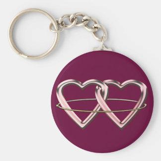 Pagan Marriage Symbol Keychain