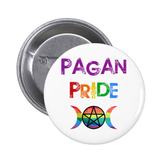Pagan Pride 6 Cm Round Badge
