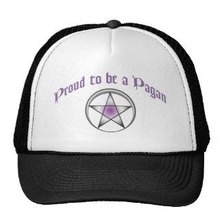 Pagan Pride in Purple Hat