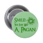 Pagan Smile Badges
