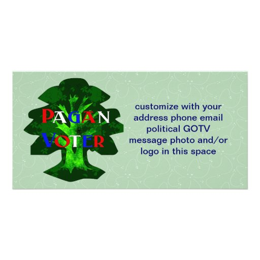 PAGAN VOTER PICTURE CARD