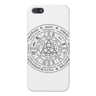 Pagan wheel of the Year Covers For iPhone 5