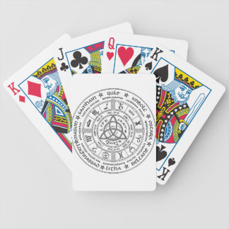 Pagan wheel of the Year Deck Of Cards