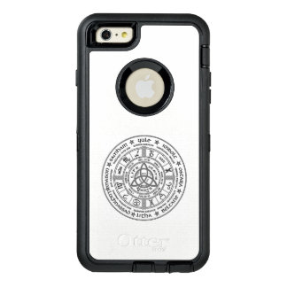 Pagan Wheel of the Year - iPhone Case