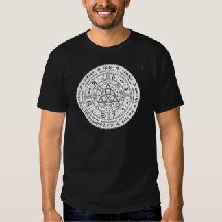Pagan wheel of the Year T Shirt