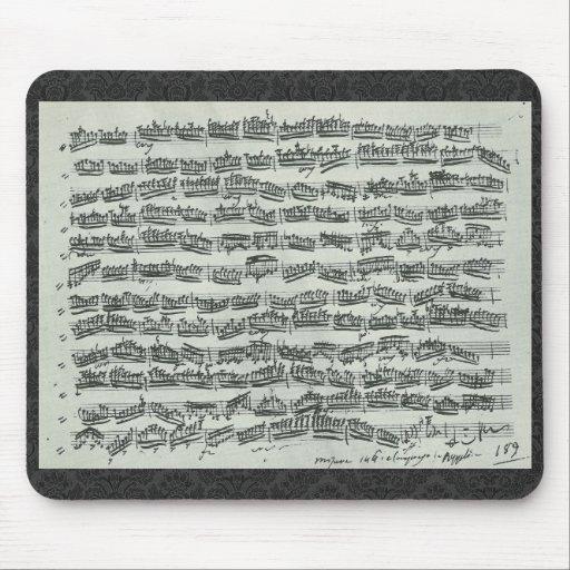 Paganini Perpetual Motion Mouse Mat