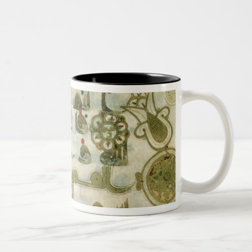 Page from the Koran, from Tunisia Coffee Mugs