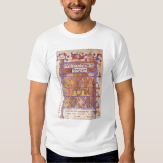 Page from the Mishneh Torah, systematic code Tee Shirts