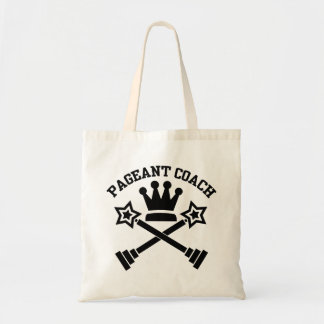 Pageant Coach Tote Bag