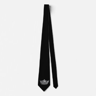 Pageant Crown Tie