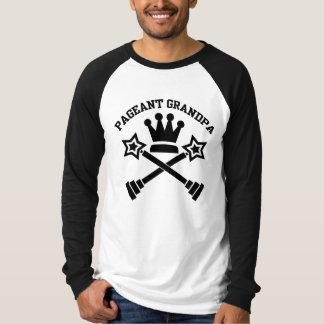 Pageant Grandpa Raglan T-Shirt