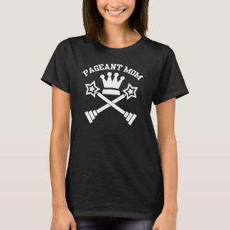 Pageant Mom Dark T-shirt