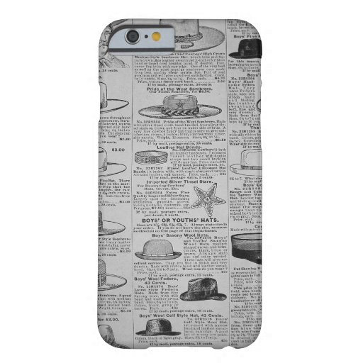 Pages from Sears, Roebuck of Chicago, catalogue of iPhone 6 Case