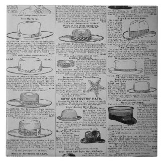 Pages from Sears, Roebuck of Chicago, catalogue of Ceramic Tiles