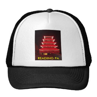 PAGODA CAP HAT