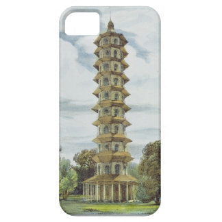 Pagoda, Kew Gardens, plate 9 from 'Kew Gardens: A iPhone 5 Cover