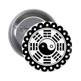 Pah-Kwa 6 Cm Round Badge