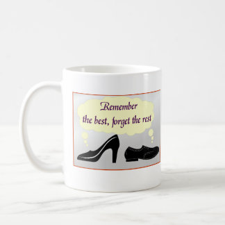 Pah! What do you know about heartache and grief? Basic White Mug