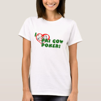 Pai Gow Poker Lover's spaghetti top