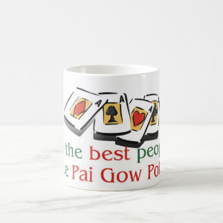 Pai Gow Poker morphing mug