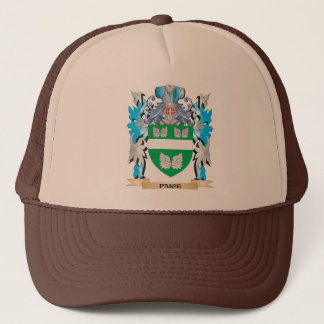 Paice Coat of Arms - Family Crest Cap