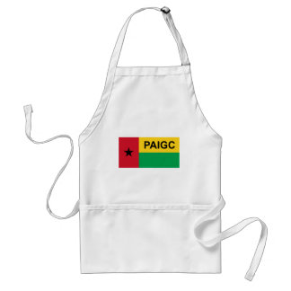 Paigc (Variant), Colombia Adult Apron