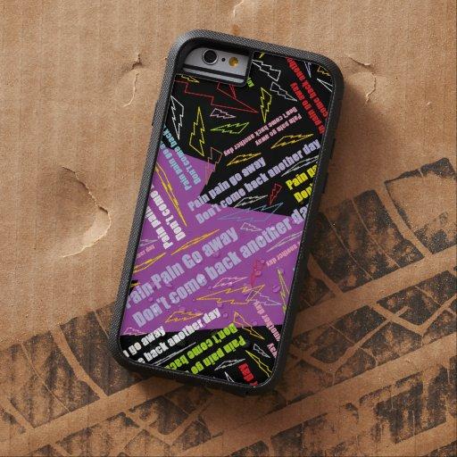 Pain Pain Go Away iPhone 6 Case