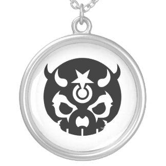 Pain Star Skull Necklace