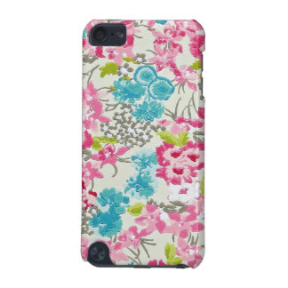 painel floral de augarela iPod touch (5th generation) covers