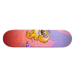Painful Easter Bunny Job 20 Cm Skateboard Deck