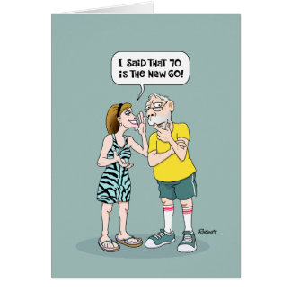 Painfully Funny 70th Birthday Card